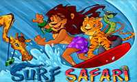 Surf Safari Microgaming